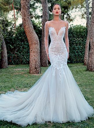 Vestido de noiva James Elias Demetrios